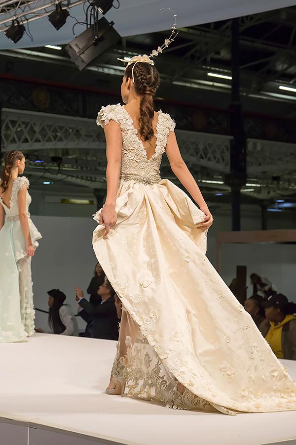 Detachable Overskirt For Wedding Dresses Elizabeth