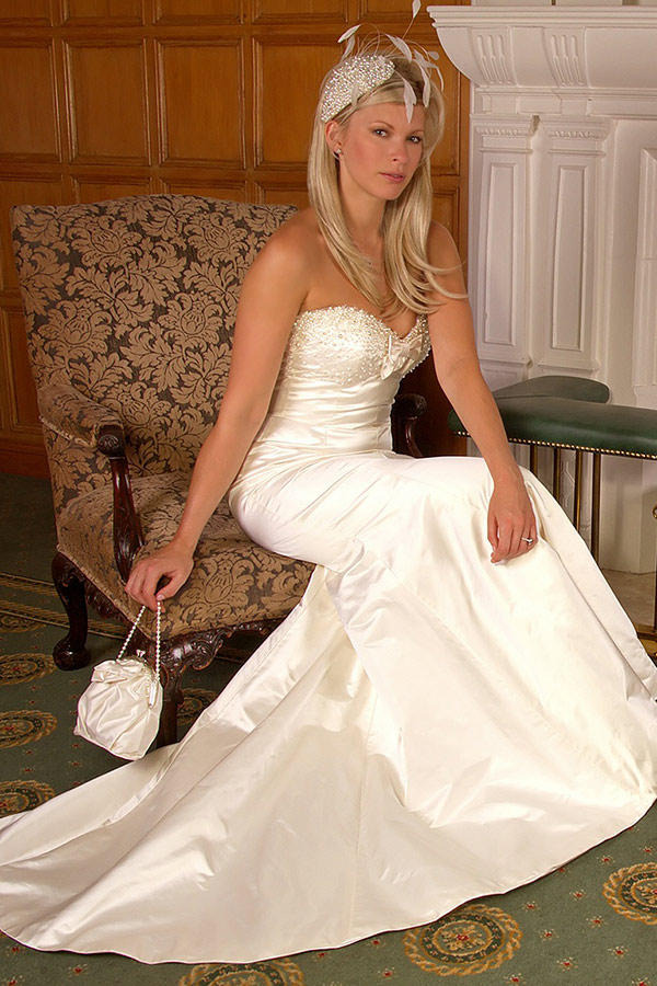 Choosing the right bridal gown for you