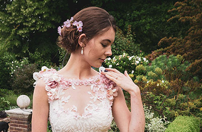 My top 6 tips for choosing the right bridal hairstyle